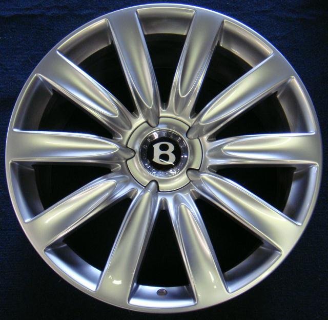 """Bentley Continental Flying Spur Series 51: 21"""" Bentley GT"""